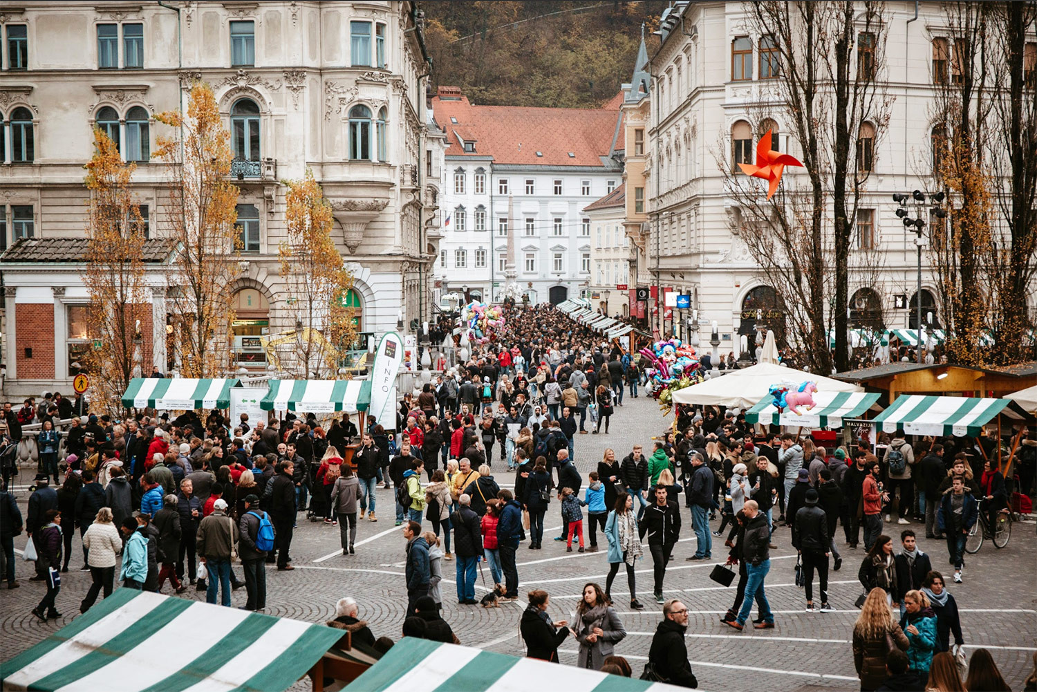 Ljubljana Wine Route - St. Martin's Day in Ljubljana